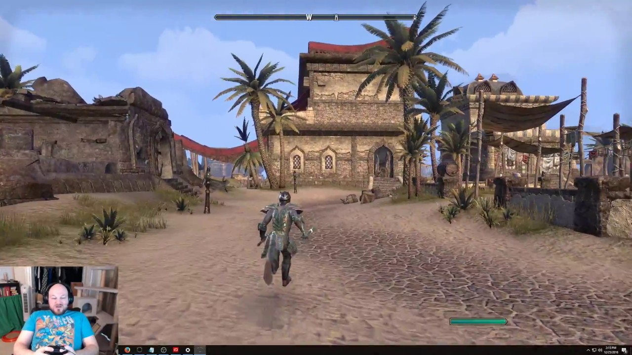 Why I quit WoW Legion and Why I'm liking Elder Scrolls Online (ESO)