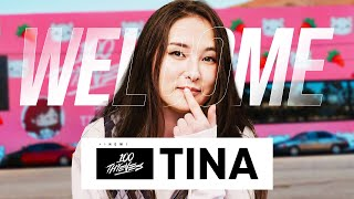 How TinaKitten Signed Herself to 100 Thieves!