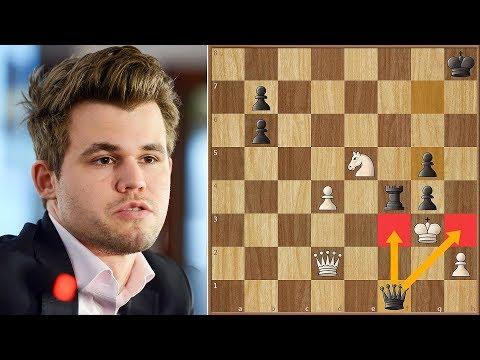 """Your Position is Just Ugly"" | Giri vs Carlsen | Gashimov Memorial (2018)"
