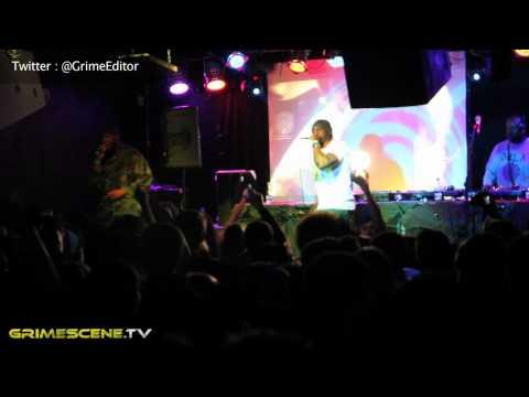 Blak Twang Live Performance At Jamm In Brixton 2011 Filmed By GrimeEditor
