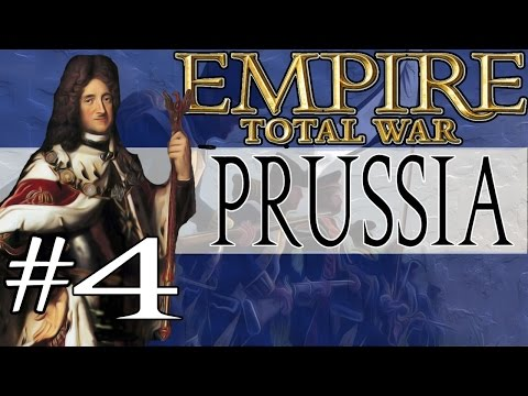 Empire Total War: Darthmod - Prussia Campaign #4 ~ Prague Conquered