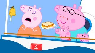 Peppa Pig Official Channel | Peppa Pig Travels to Paris