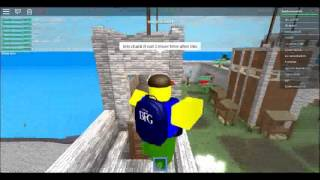 Roblox Mad Games (SOMEONE HACKED!)
