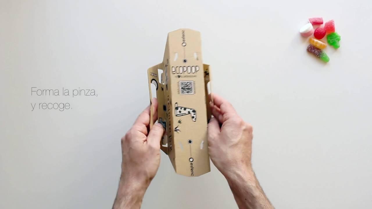 como hacer bolsas biodegradables para perros
