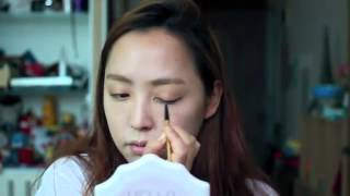 A Pink   Mr  Chu Son naeunmakeup  에이핑크 손나은 미스터츄 메이크업   YouTube Thumbnail