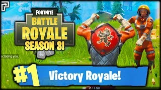 My EPIC CLUTCH And NEW KILL RECORD In Fortnite: Battle Royale!