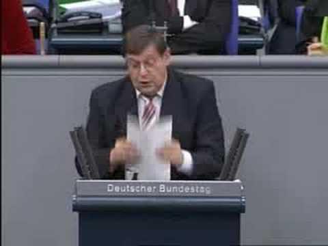 Jörg Tauss, MdB, im Bundestag, am 18.09.2008 zum Einzelplan 30 (BMBF)
