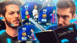 1 VS 1 TOTY PACK OPENING! - FIFA17