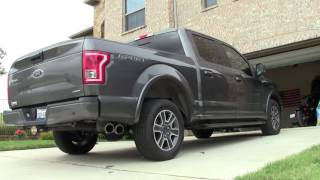 2015 Ford F150 5.0L V8 Corsa Xtreme Exhaust