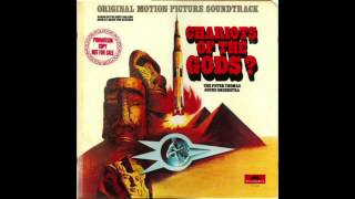 The Peter Thomas Sound Orchestra - Rocket Science/Stars & Rockets