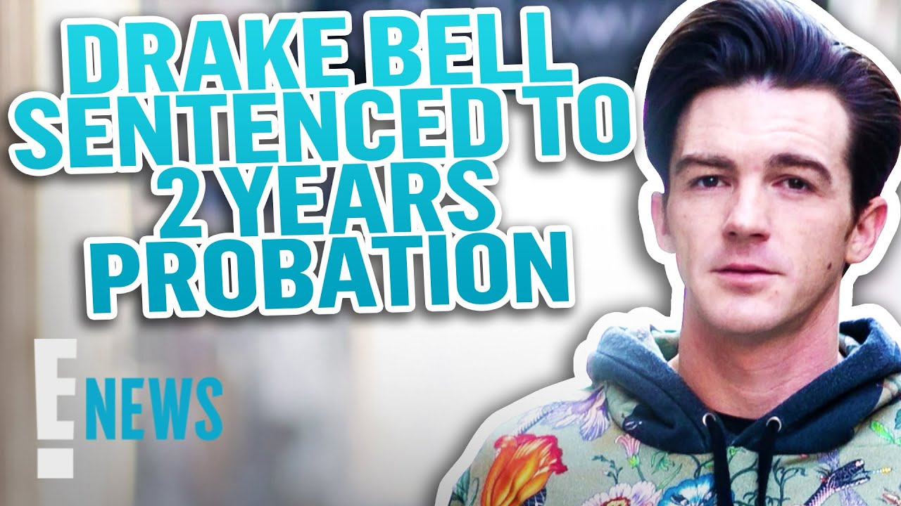 Drake Bell sentenced to 2 years probation after pleading guilty to ...