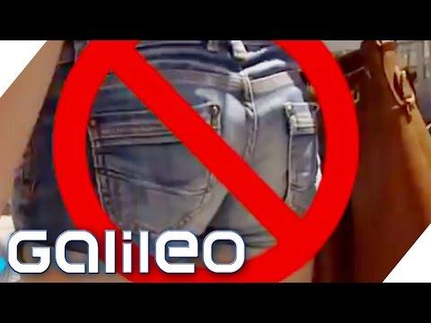 Hotpants-Verbot an Schulen? | Galileo Lunch Break thumbnail
