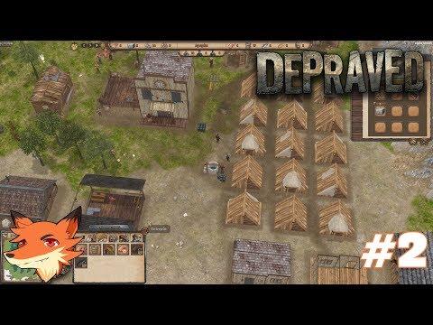 DEPRAVED #2 [FR] Les bandits visitent notre village et on accueille notre  futur Shrif?