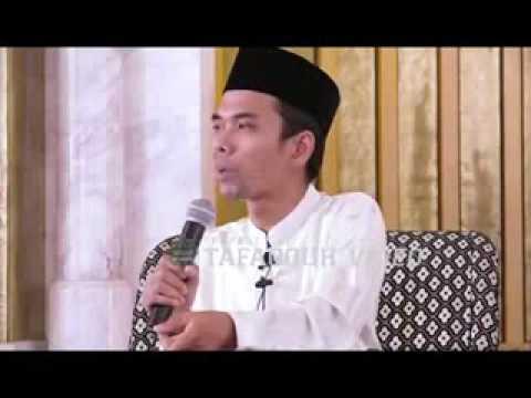 MERINDING !! Ceramah Ustad Abdul SomadCERITA TENTANG KEMATIANLUCU PLUS KOCAK