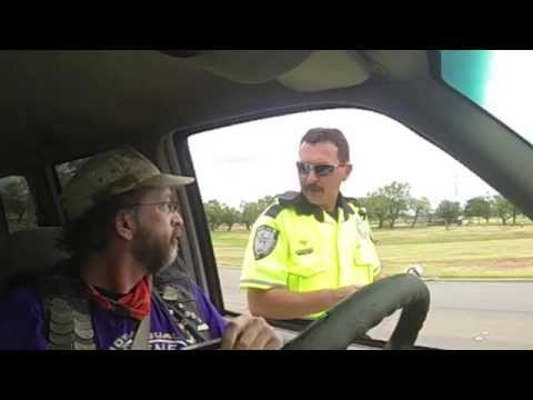 Police Harassment of Local Citizens, Abilene Texas