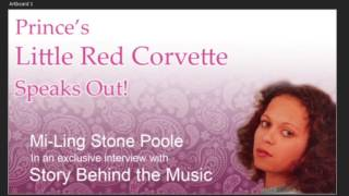 Prince's Little Red Corvette Speaks Out!