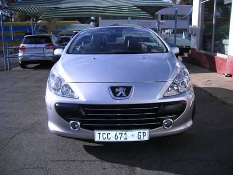 2006 PEUGEOT 307 CC Auto For Sale On Auto Trader South Africa