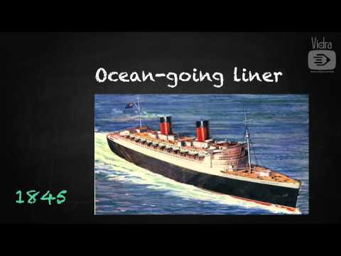 History of Sea Transportation