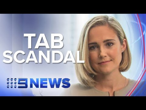 TAB Trading Boss Resigns After Being Warned Off By Racing NSW Stewards   Nine News Australia