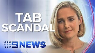 TAB trading boss resigns after being warned off by Racing NSW stewards | Nine News Australia