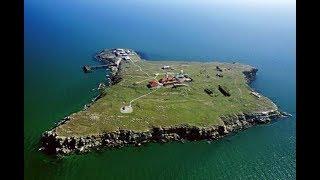 Поездка на Остров Змеиный | Черное Море | 2007 год