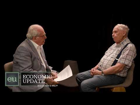 Victor Grossman describes good & bad aspects of living in the GDR to Richard Wolff