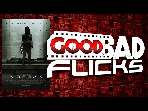 Morgan - Movie Review