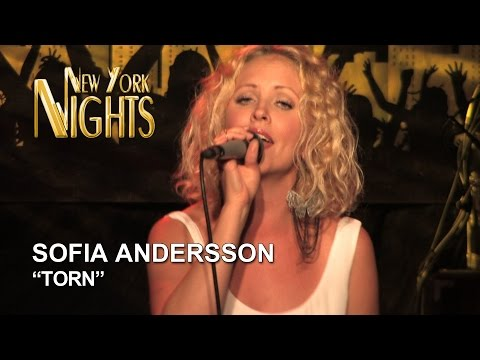 """""""Torn"""" by Sofia Andersson @ New York Nights (20.08.2014) [HD]"""