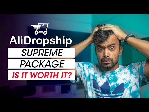 Alidropship Supreme Package Review | FREE DISCOUNT COUPON CODE
