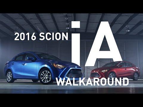2016 Scion Ia Sedan Walkaround
