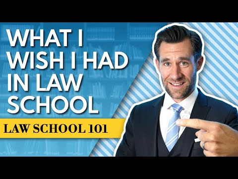 The 3 Things I Wish I Had In Law School (and Still Use As A