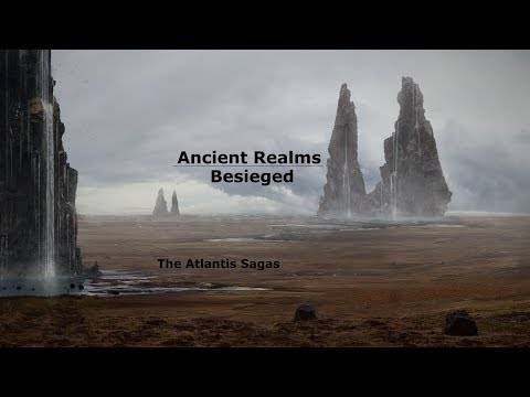 Ancient Realms - Besieged (August 2017) (Psychill / Psybient)