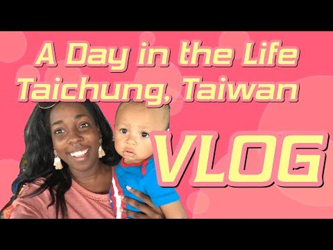 A Slice of Life in Taichung - ShanShan's Shenanigans VLOG!