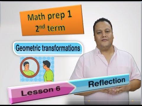 prep 1...Reflection.... mr shenouda magicmath