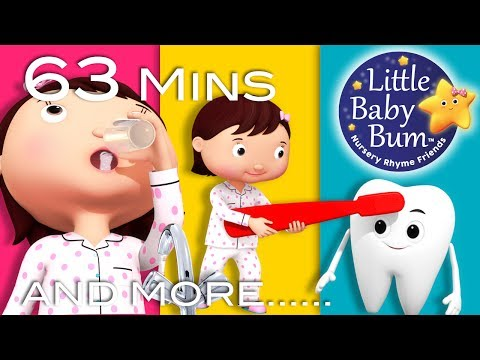 This Is The Way We Brush Our Teeth | Part 2 | Plus More Nurs
