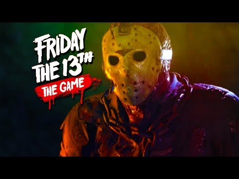 """""""KAMEHAMEHA!!!"""" - Friday the 13th Game with The Crew! 