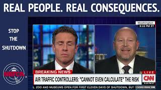 NATCA President Paul Rinaldi, CNN - Jan  23, 2019