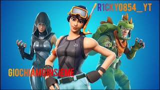 "SERVIDOR PRIVADO ""REGALO SKIN TO CHI VINCE"" FORTNITE ITA"