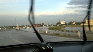 Потоп на трассе Крымск-Абинск 3