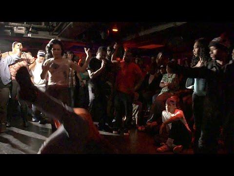 LEGENDARY LEYOMI VS TROUBLE EBONY @ VOGUE NIGHTS 2011