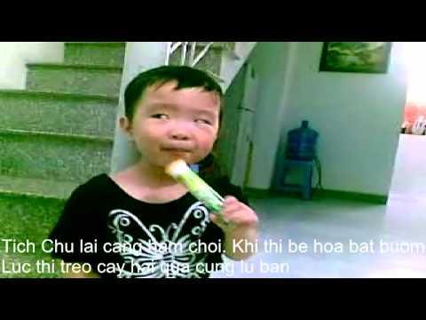 Tường Vi kể chuyện Cậu Bé Tích Chu - Tuongvi 29 tháng