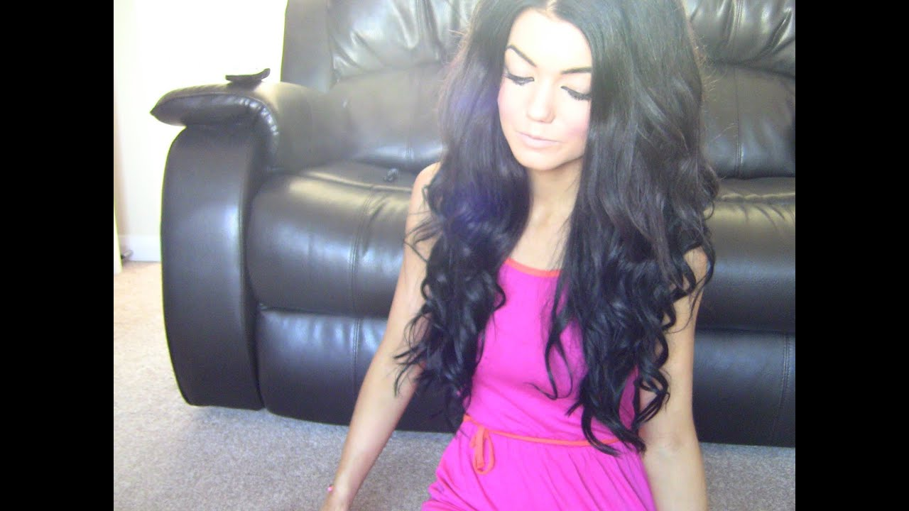 All About My Hair Extensions What Brandmy Fantasy Hair Colour