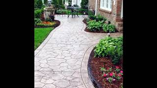 Walkway Ideas,Creative Paths Ideas for Your Home and Garden Paths,Easy and Cheap Walkway Ideas #4