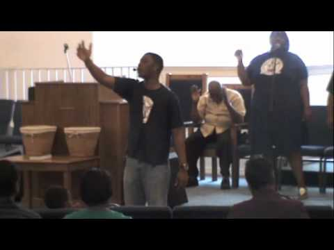 Without You By Tasha Cobbs Performed By Anthony Barber and DBFC Praise Team