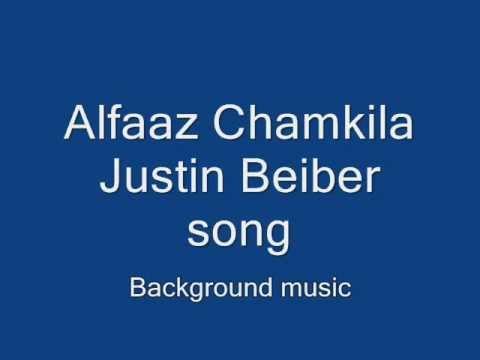 Alfaaz Chamkila Justin Beiber ( Lyrics )