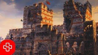 Byzantine chant: Lament for Constantinople: Ο Θεός ήλθοσαν έθνη/ O Lord the heathen are come