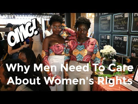 Women & Children's Rights In Africa (WACRIA) Launch Party | I Am The Diaspora