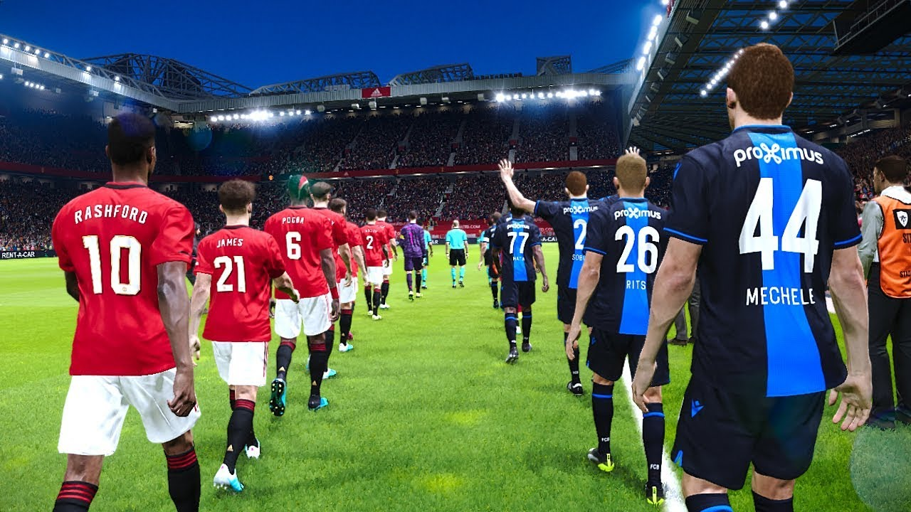 Club Brugge 1-1 Manchester United: Martial rescues draw