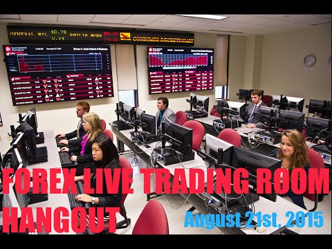 Forex live trading group