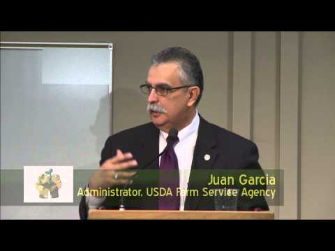 Juan Garcia - From Farm to the Farm Service Agency